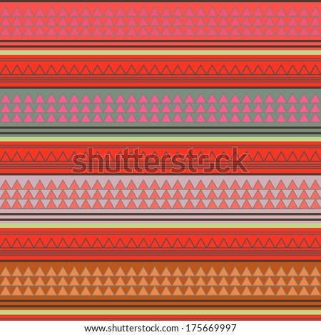 Abstract seamless multicolored texture