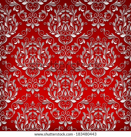 Abstract  Seamless Pattern.