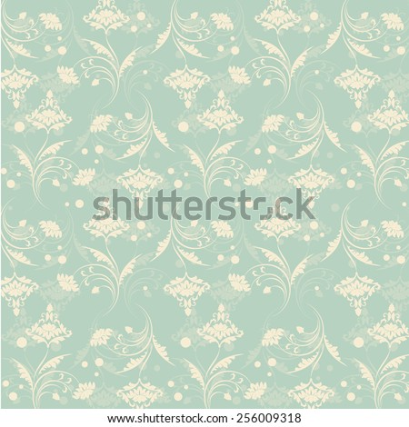 Abstract seamless pattern background - stock vector