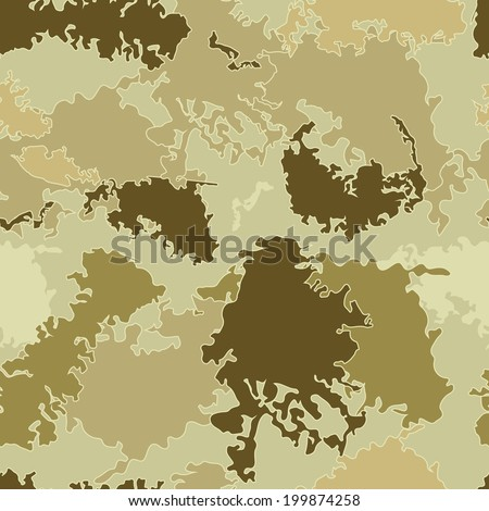 Abstract seamless pattern.Grunge texture - stock vector
