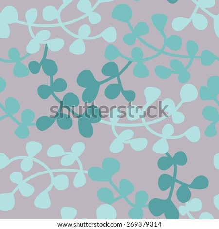 abstract seamless pattern in vector design