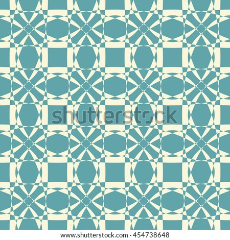 Abstract seamless pattern of Cadet Blue color for wallpapers and background.