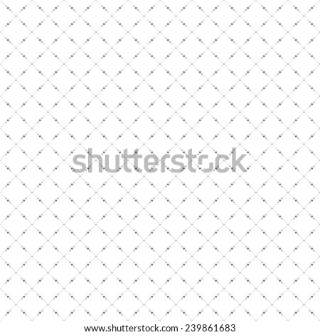 abstract seamless pattern point design