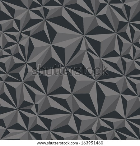 Abstract seamless pattern. Vector Background. - stock vector