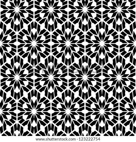 Abstract seamless pattern. Vector illustration. - stock vector