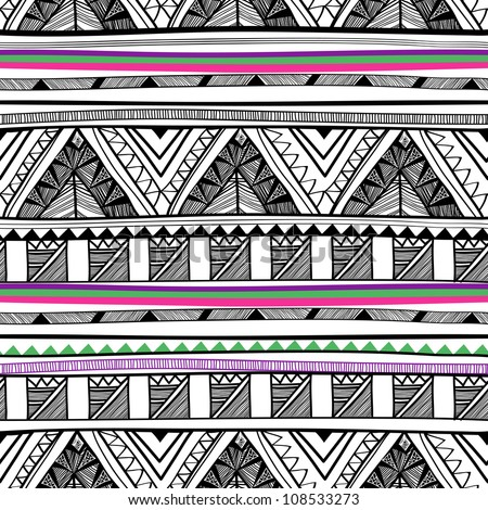 Tribal Patterns Stock Images, Royalty-Free Images & Vectors ...