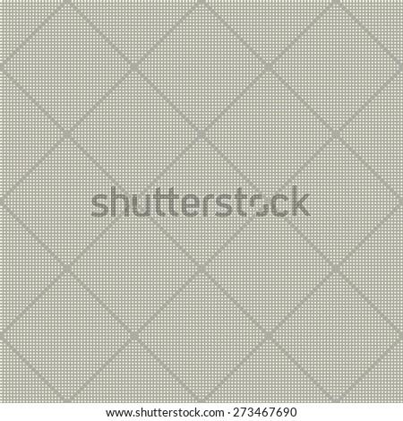 abstract seamless spotty diagonal check - stock vector