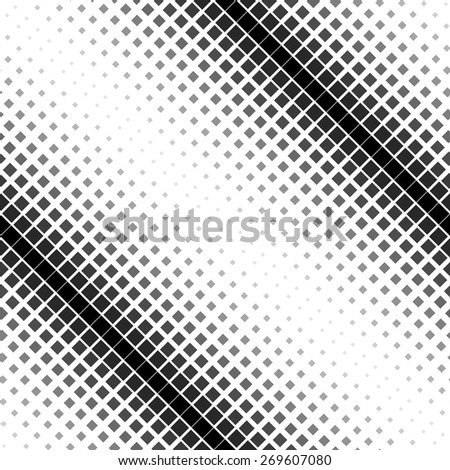 abstract seamless striped geometric pattern - stock vector