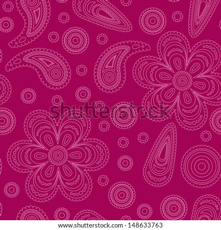 Abstract seamless texture. Vector illustration. Eps 8