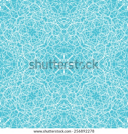 Abstract seamless vector web pattern - stock vector