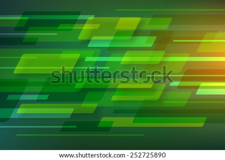 abstract shape green rectangle rhombus vector background poster for web or print. - stock vector