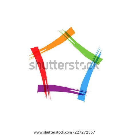 Pentagon Shape Stock Images, Royalty-Free Images & Vectors ...