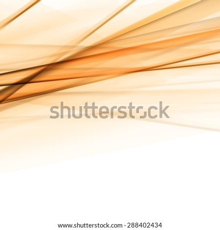 Abstract smooth background. Vector illustration. - stock vector