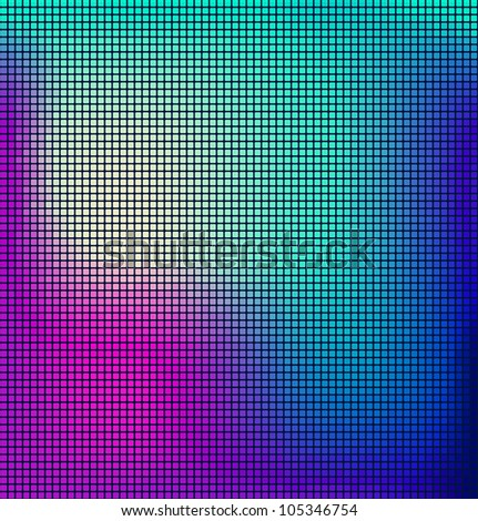 Abstract square mosaic background. Vector illustration eps10 - stock vector