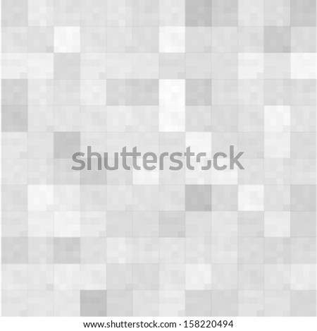 abstract squares patterned, texture - stock vector