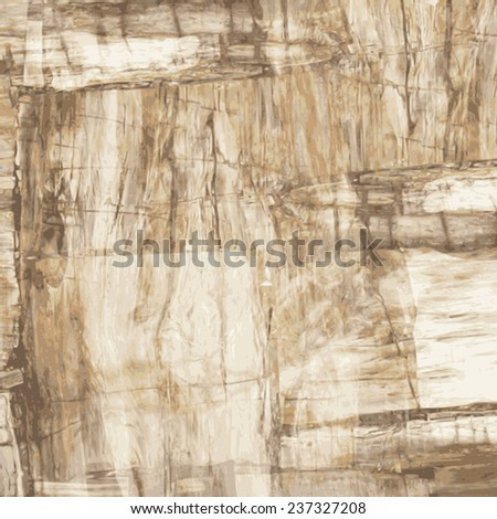 abstract stone background. grunge textures. vector illustration. - stock vector