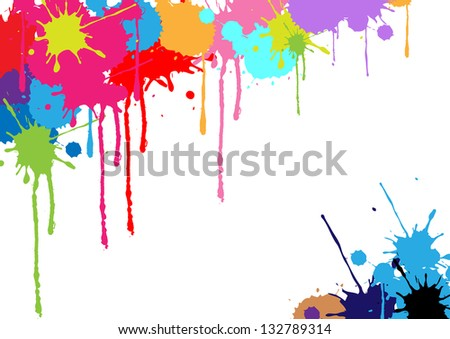 abstract stripe background design