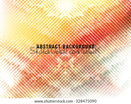 Abstract striped colorful lines background  - stock vector