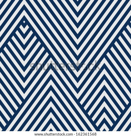 Abstract stripped geometric background. Vector illustration - stock vector