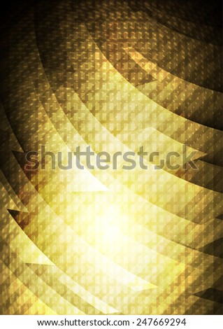 Abstract technology background. - stock vector