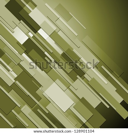 Abstract technology background. Vector design eps 10 - stock vector