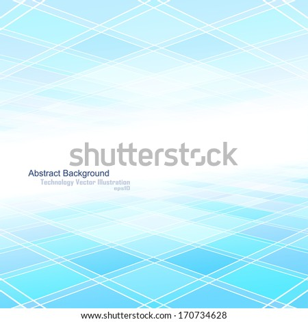 Abstract technology background. Vector eps10. - stock vector