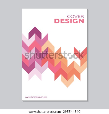 Abstract Template Cover Design
