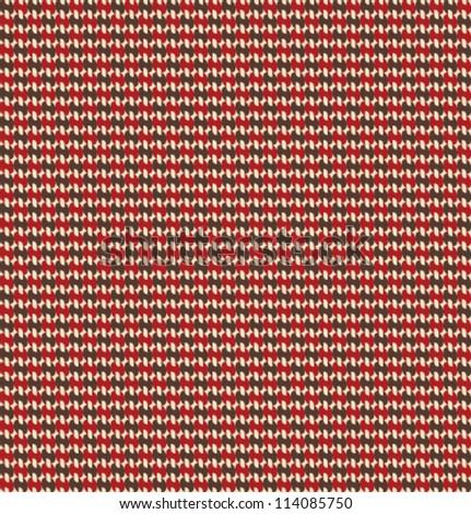 Abstract textured, weaving - stock vector