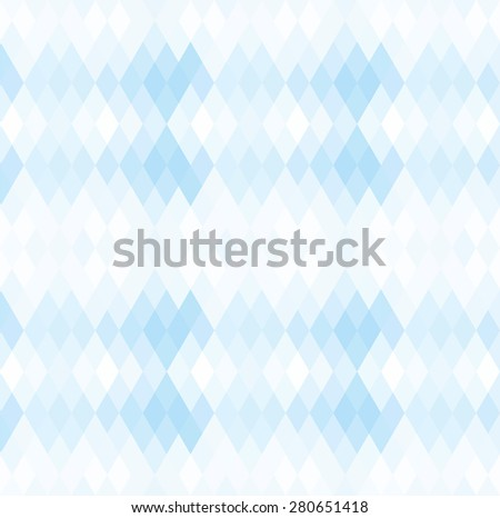 Abstract triangular seamless pattern - stock vector