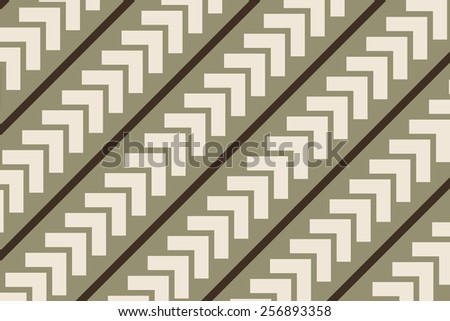 Abstract vector arrow background for your project - stock vector