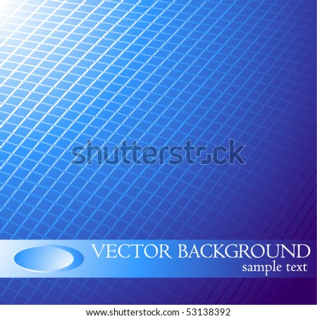 Abstract Vector Background,Blue