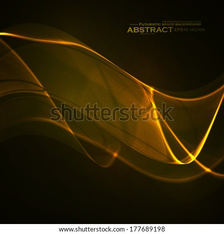 Abstract vector background. Creative element, shiny space illustration eps10 - stock vector