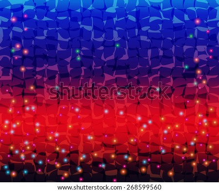 abstract vector background, eps 10 - stock vector