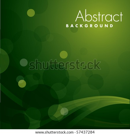 Abstract Vector Background. eps10