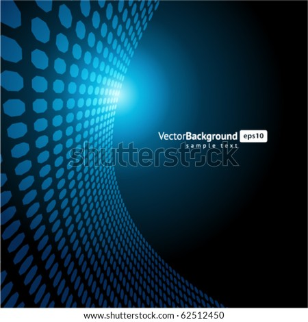 Abstract vector background. Eps 10 - stock vector
