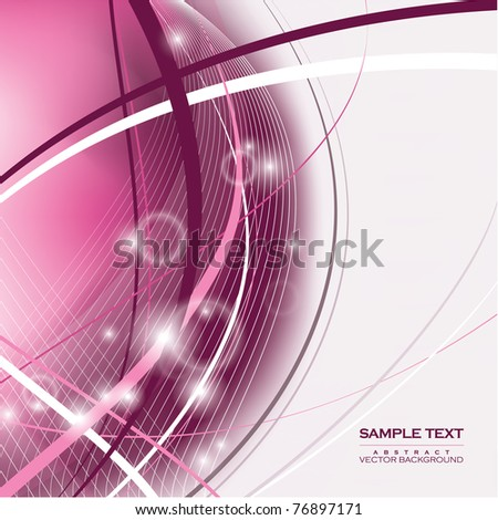 Abstract Vector Background. Eps10 Format. Illustration.