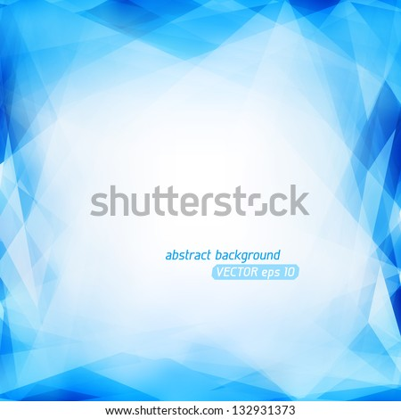 Abstract vector background. Eps 10 vector illustration. Used mesh, opacity mask and transparency layers of background