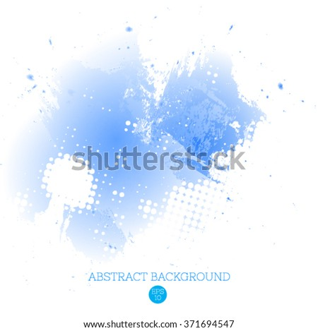 Abstract vector background - Illustration