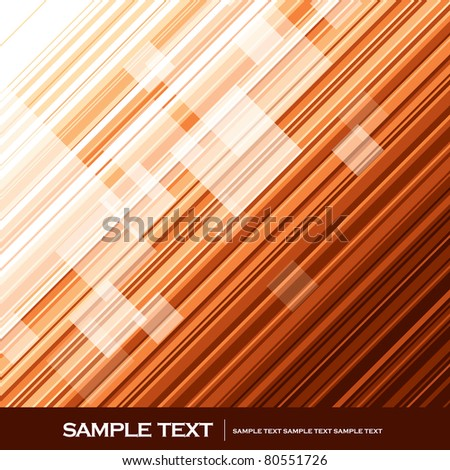 Abstract Vector Background. Illustration in Eps10 Format. - stock vector