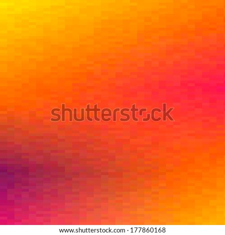 Abstract vector background of strips. - stock vector