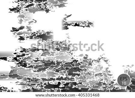 Abstract vector background. Scratch Texture.