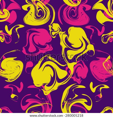 Abstract vector background. Seamless abstract pattern. Violet pattern - stock vector