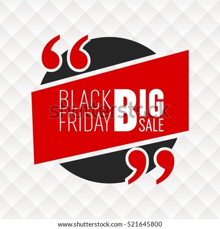 Abstract Vector Black Friday Sale Layout Stock Vector 732406369 ...