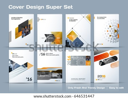 brochure layout template