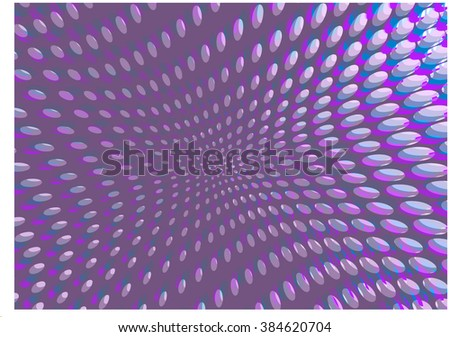 abstract vector color halftone gradient background