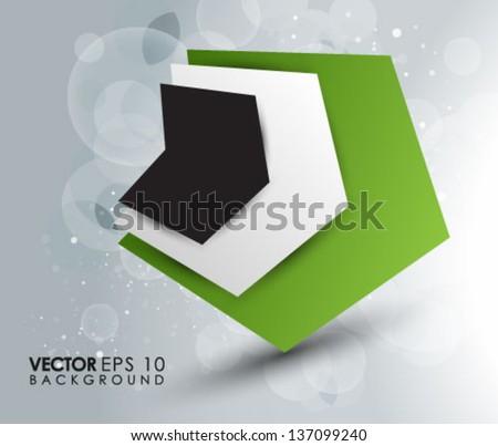 Abstract Vector Design eps 10 - stock vector