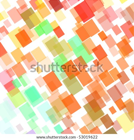 Abstract vector dots background
