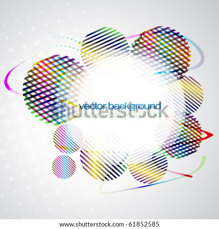 abstract vector eps10 background design