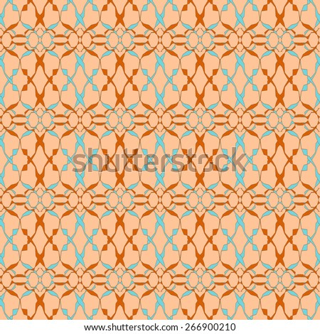 Abstract vector illustration background of broken lines