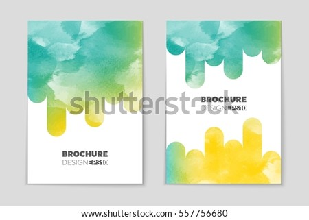 Pamphlet Template Stock Images, Royalty-Free Images & Vectors